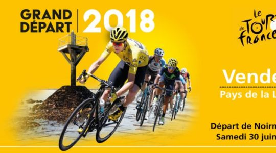 Tour de France 2018 Vendee