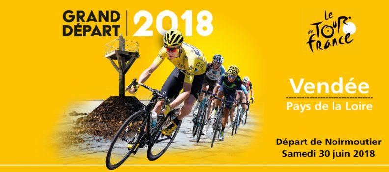 Tour de France 2018 Vendee