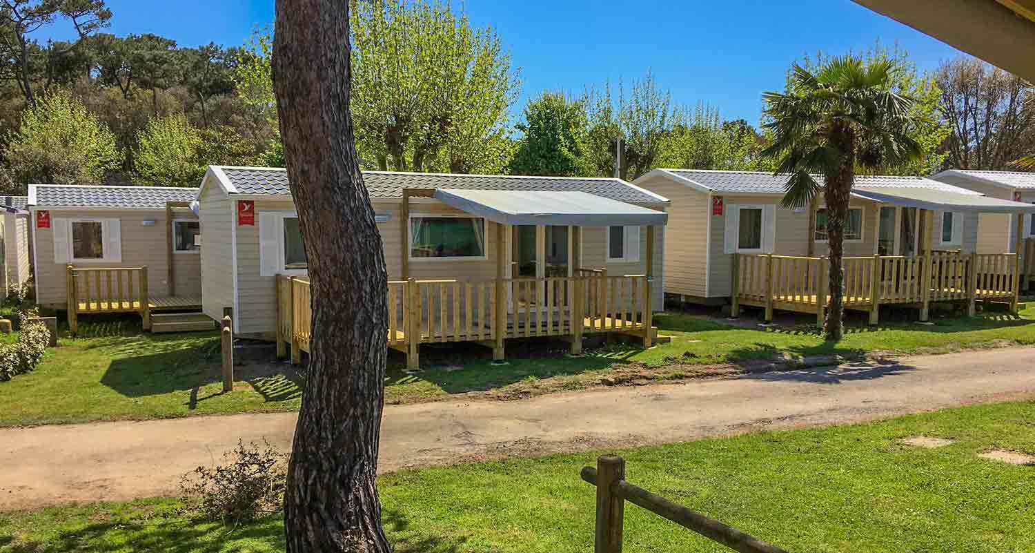 camping location mobil-home neuf vendee
