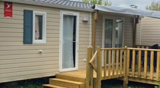 camping location neuf mobil-home vendée