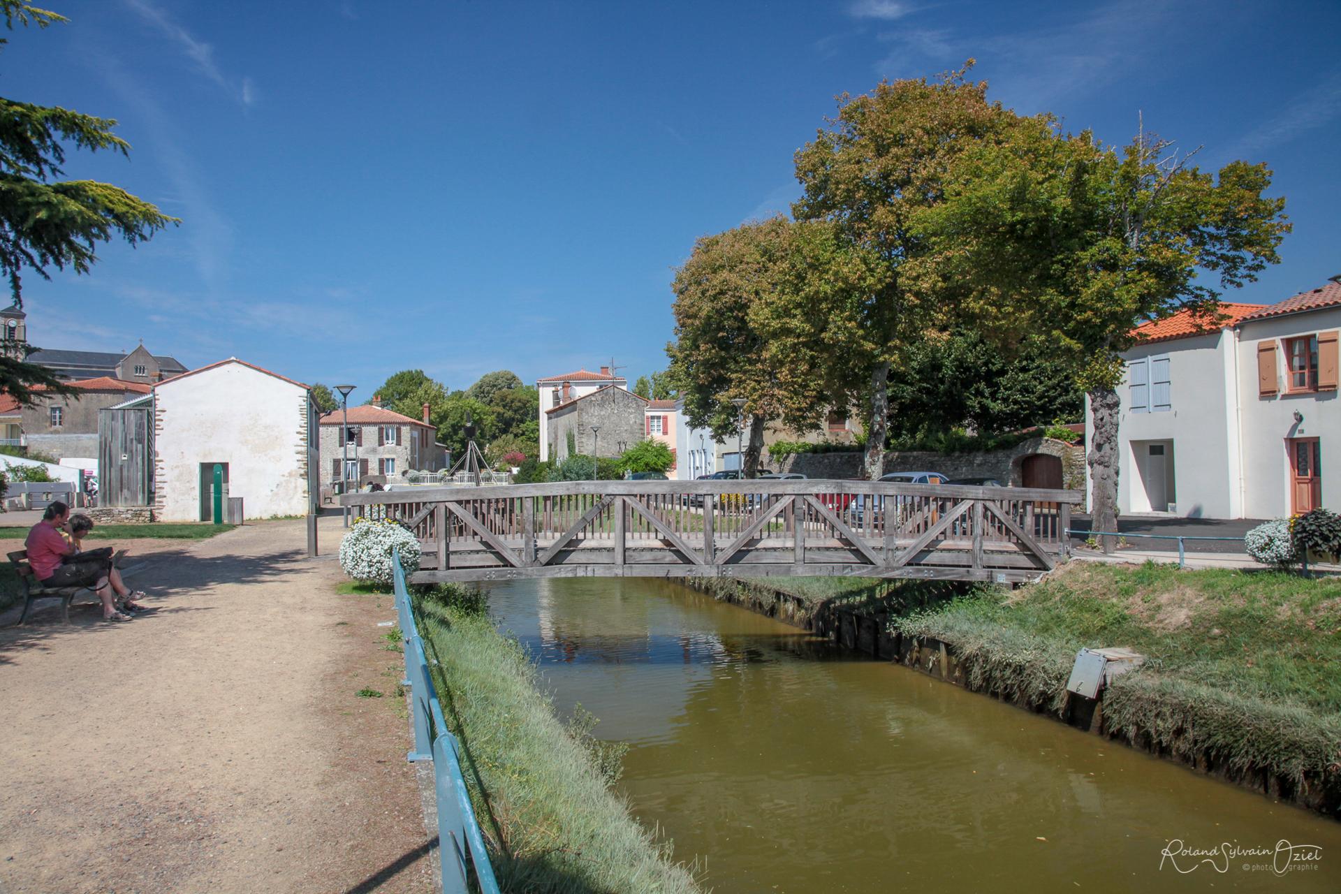 Talmont Saint Hilaire Camping Vendée