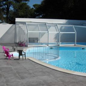 Espace aquatique Camping Saint Hubert