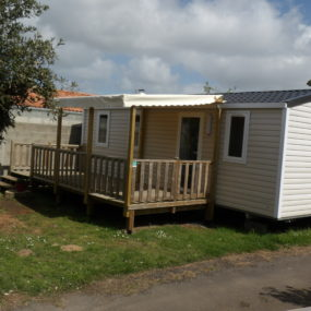 Mobil-home IRM 7 pers. 3ch.
