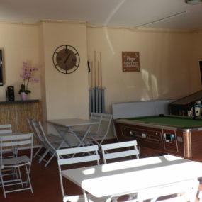 Venez découvrir le bar du Camping Saint Hubert de Talmont Saint Hilaire