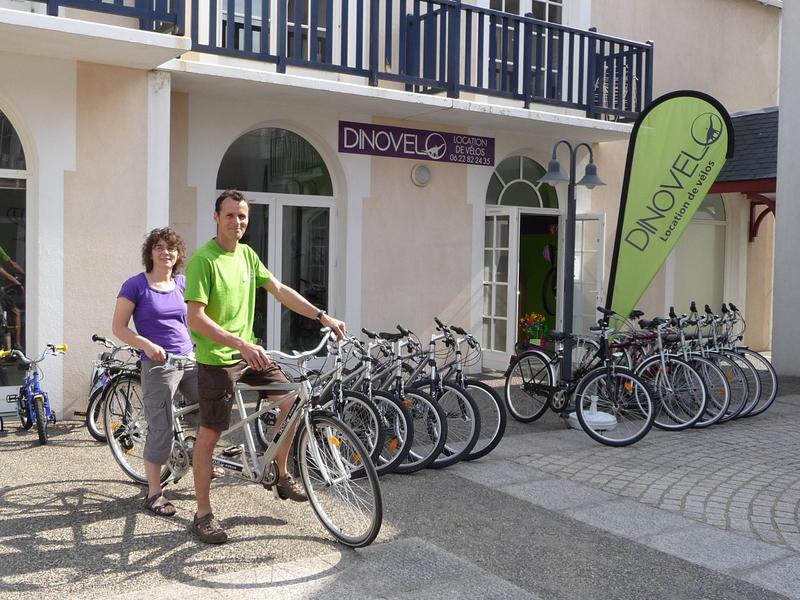 Camping Vendée avec location vélo