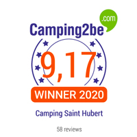 camping2be award camping saint hubert