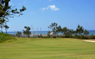 Golf Blue Green Talmont