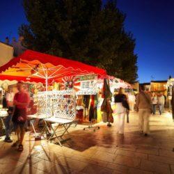 marché nocturne jard sur mer